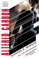 Cover image for Altered carbon
