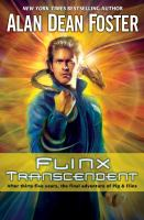 Cover image for Flinx transcendent A Pip & Flinx Adventure.
