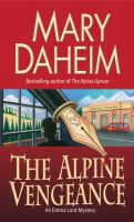 Cover image for The Alpine vengeance
