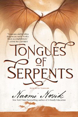 Cover image for Tongues of serpents