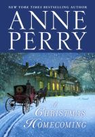 Cover image for A Christmas homecoming