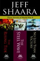 Cover image for Three novels of World War II