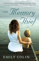 Cover image for The memory thief