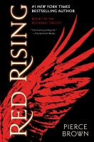 Cover image for Red rising