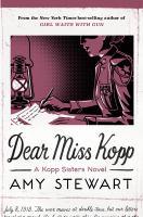 Cover image for Dear Miss Kopp
