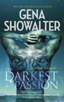 Cover image for The darkest passion