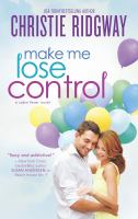 Cover image for Make me lose control