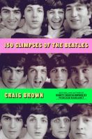 Cover image for 150 glimpses of the Beatles