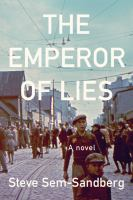 Cover image for The emperor of lies