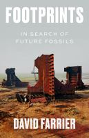 Cover image for Footprints : in search of future fossils