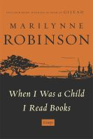 Cover image for When I was a child I read books
