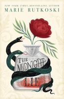 Cover image for The midnight lie
