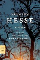 Cover image for Poems.