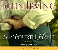 Cover image for The fourth hand