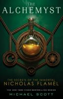 Cover image for The alchemyst the secrets of the immortal Nicholas Flamel