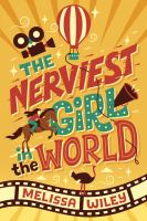 Cover image for The nerviest girl in the world