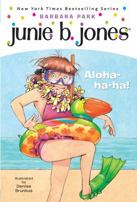 Cover image for Junie B., first grader aloha-ha-ha!