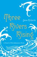 Cover image for Three rivers rising a novel of the Johnstown flood