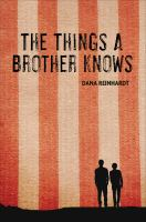 Cover image for The things a brother knows
