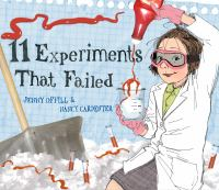 Cover image for 11 experiments that failed