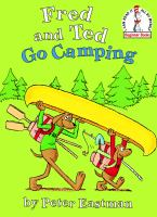 Cover image for Fred and Ted go camping