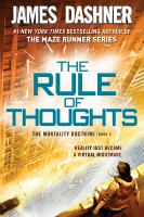 Cover image for The rule of thoughts The Mortality Doctrine Series, Book 2.