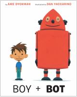 Cover image for Boy and bot