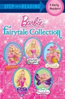 Cover image for Fairytale collection Barbie.