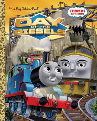 Cover image for Day of the diesels