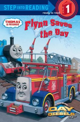 Cover image for Flynn saves the day