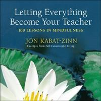 Cover image for Letting everything become your teacher : 100 lessons in mindfulness