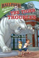 Cover image for The Tiger troubles