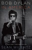 Cover image for Bob Dylan in America
