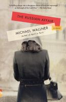 Cover image for The Russian affair
