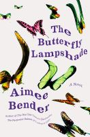 Cover image for The butterfly lampshade