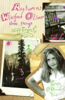 Cover image for Autumn Winifred Oliver does things different