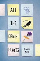 Imagen de portada para All the bright places