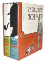 Cover image for The new annotated Sherlock Holmes