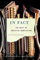 Cover image for In fact : the best of creative nonfiction
