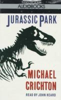 Cover image for Jurassic Park