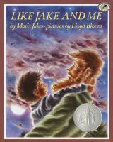 Cover image for Like Jake and me