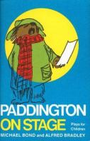 Cover image for Paddington on stage