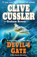 Cover image for Devil's gate