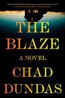 Cover image for The blaze