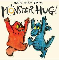 Cover image for Monster hug!