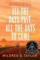 Imagen de portada para All the days past, all the days to come