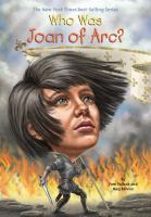 Cover image for Who was Joan of Arc?