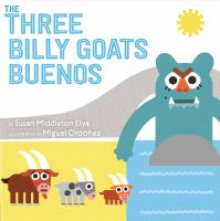 Cover image for The three billy goats buenos
