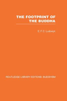 Cover image for The footprint of the Buddha
