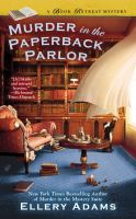 Cover image for Murder in the paperback parlor